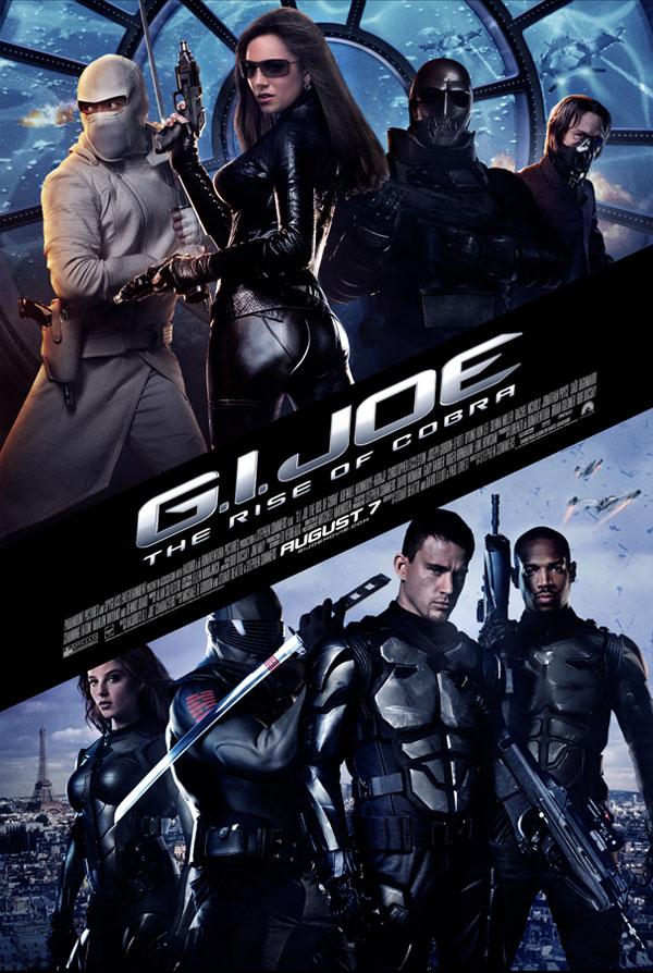 5 New GI Joe Posters