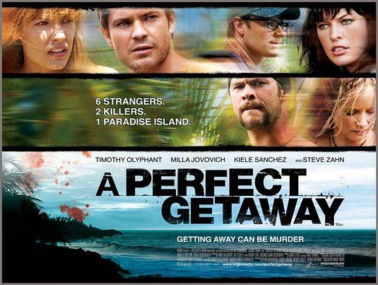 Perfect Getaway Movie