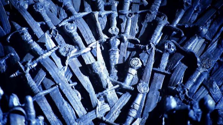 Las espadas del trono de hierro