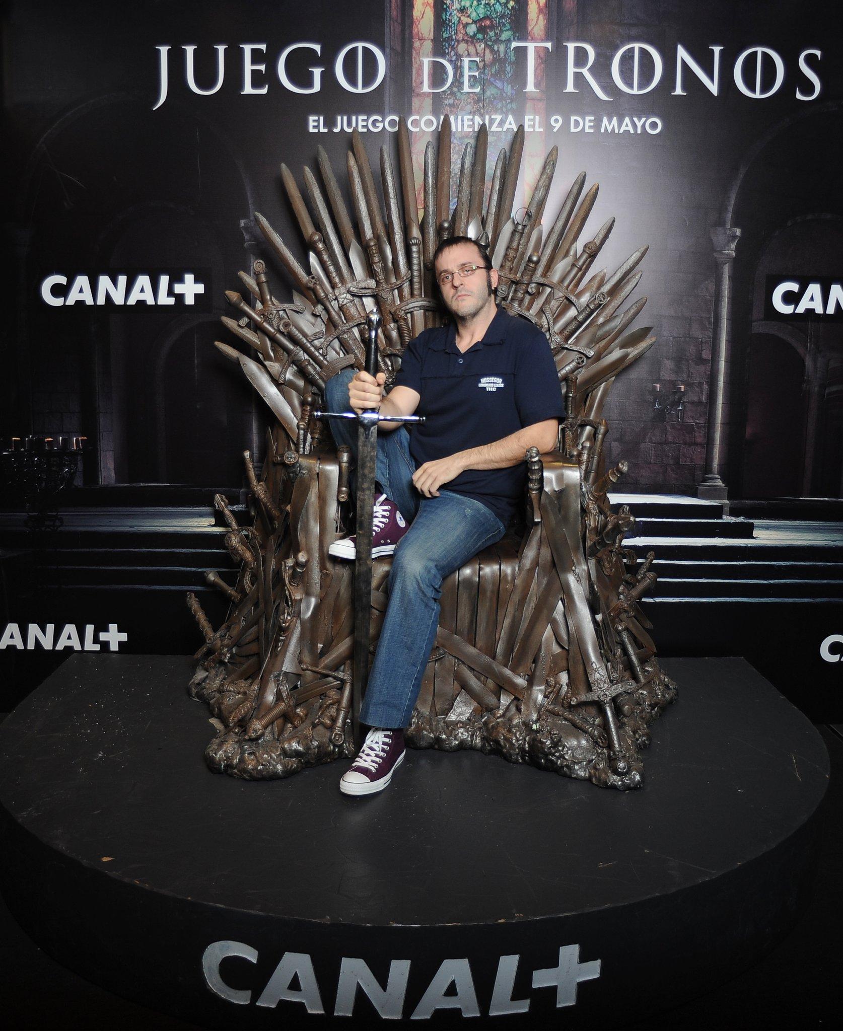 Gira del trono de hierro canal y fnac guardiaoscura - Trono de hierro ...