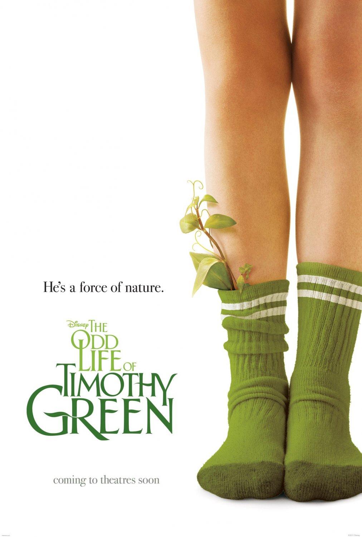 La extraña vida de Timothy Green – Guardiaoscura