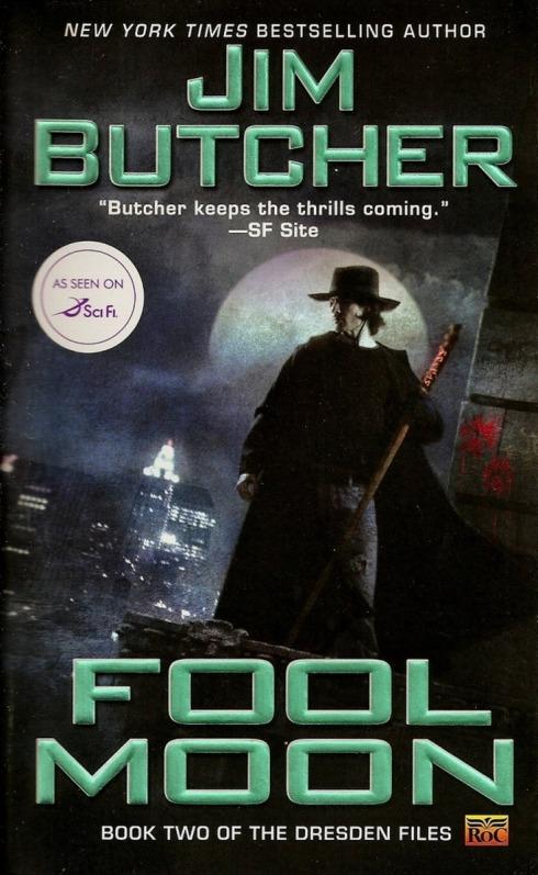 The Dresden Files Book 2 - Fool Moon