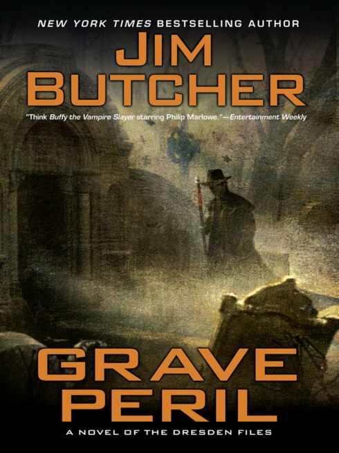 The Dresden Files Book 3 - Grave Peril
