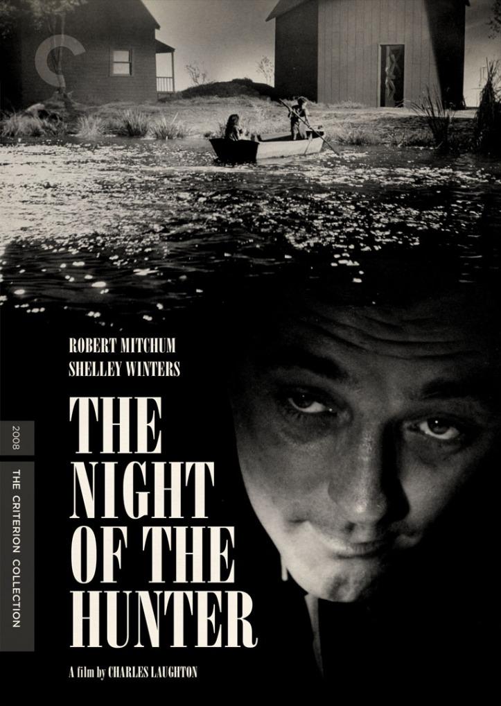 mecedora_la noche del cazador_poster