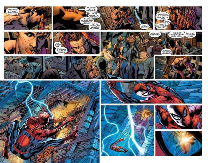Spider-Man-2-page-spread