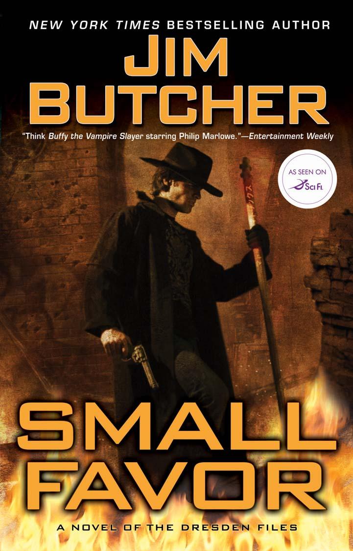 butcher-Small Favor1