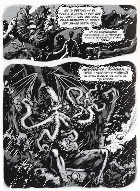 H.P. Lovecraft Desde el más allá y otras historias Eric Kriek (1)