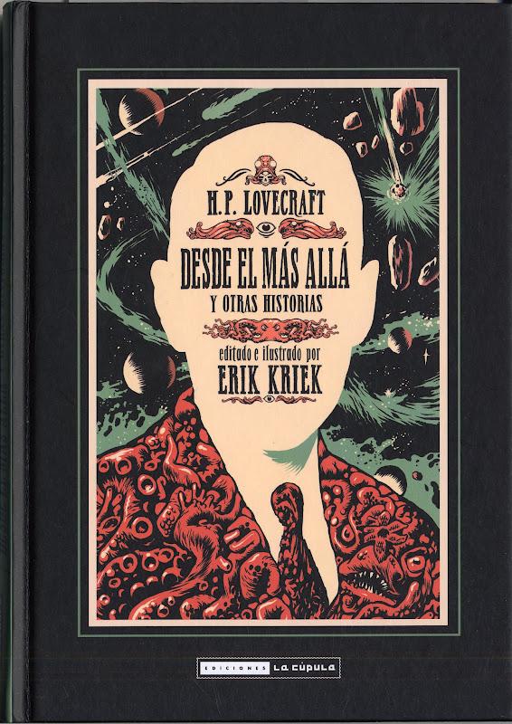 H.P. Lovecraft Desde el más allá y otras historias Eric Kriek