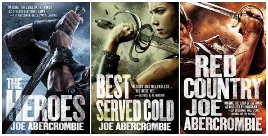 Joe Abercrombie Stand Alones