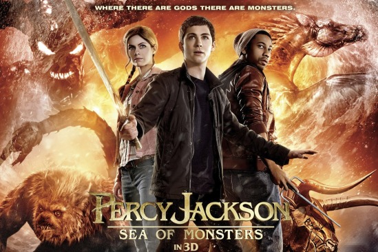 Percy Jackson 2 Sea of Monsters Film