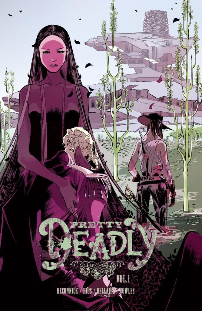 Pretty Deadly Vol 1 TPB