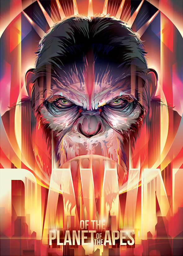 dawn-of-the-planet-of-the-apes_poster-by-orlando-arocena