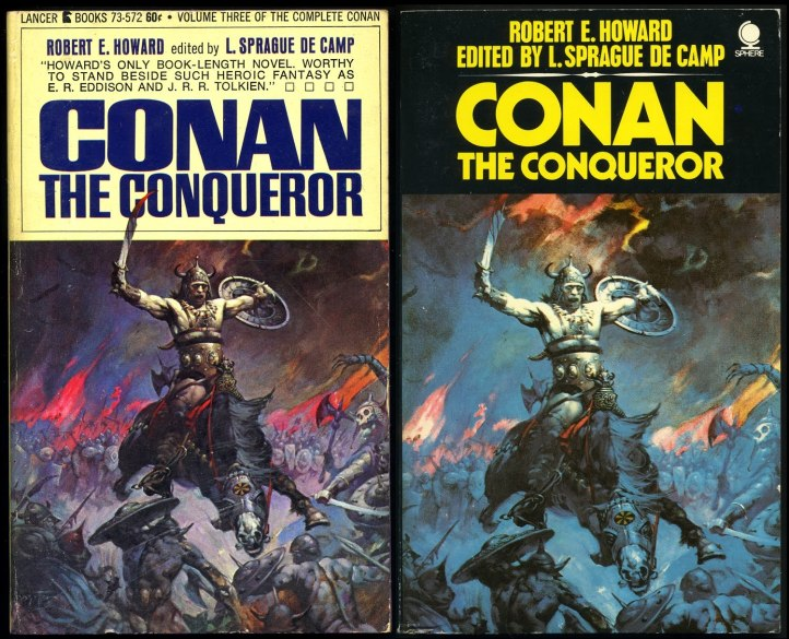 Frank Frazetta - Book 03 Conan the Conqueror