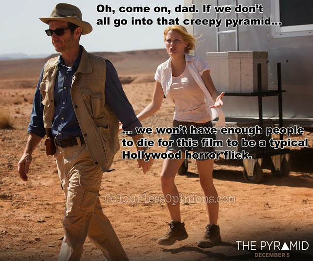 ashley hinsaw dennis o'hare pyramid 2014 movie still horror meme