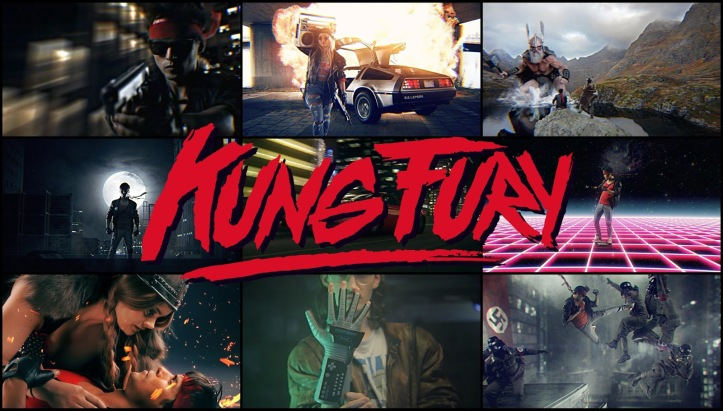 Kung Fury wallpaper