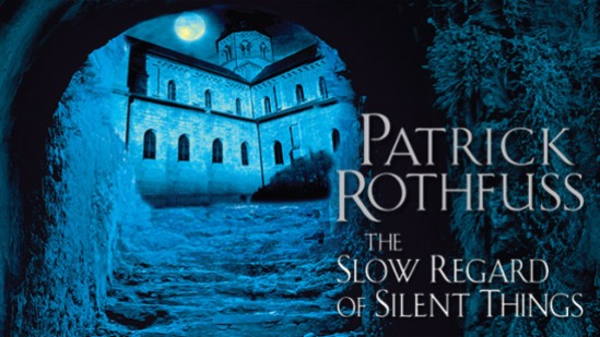 The-Slow-Regard-of-Silent-Things-Destacada