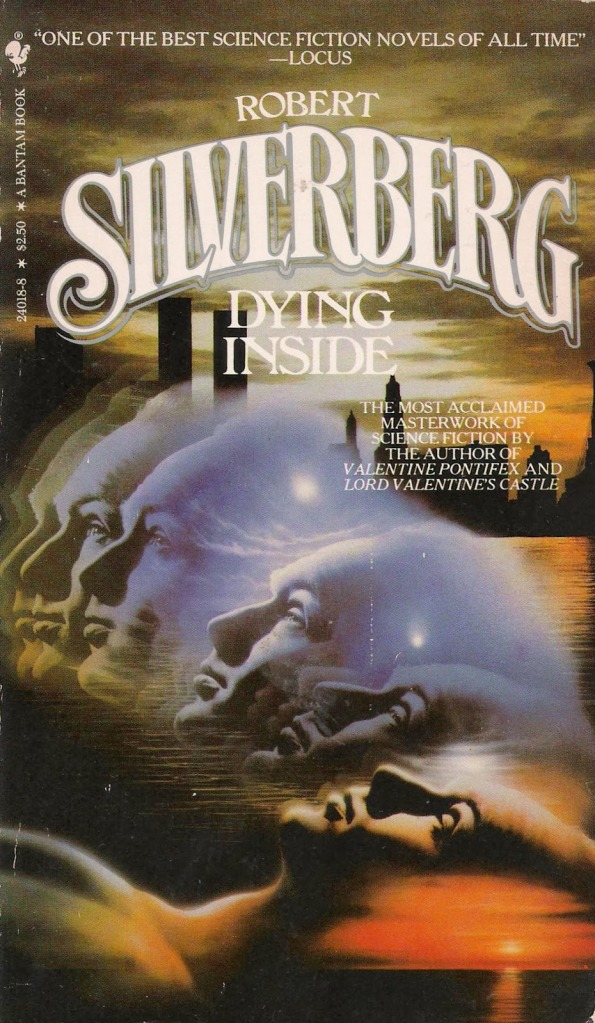 Silverberg 1972 - Dying Inside