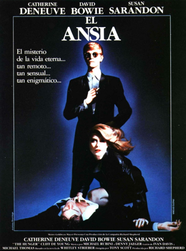 1983 The hunger - El ansia (esp) 01 jpg (1592×2144)